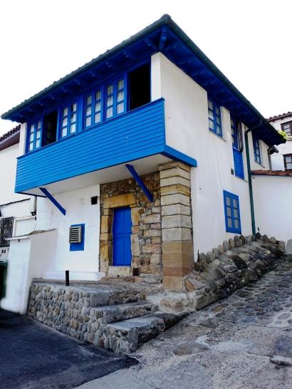 Casa típica de pescador (Tazones)