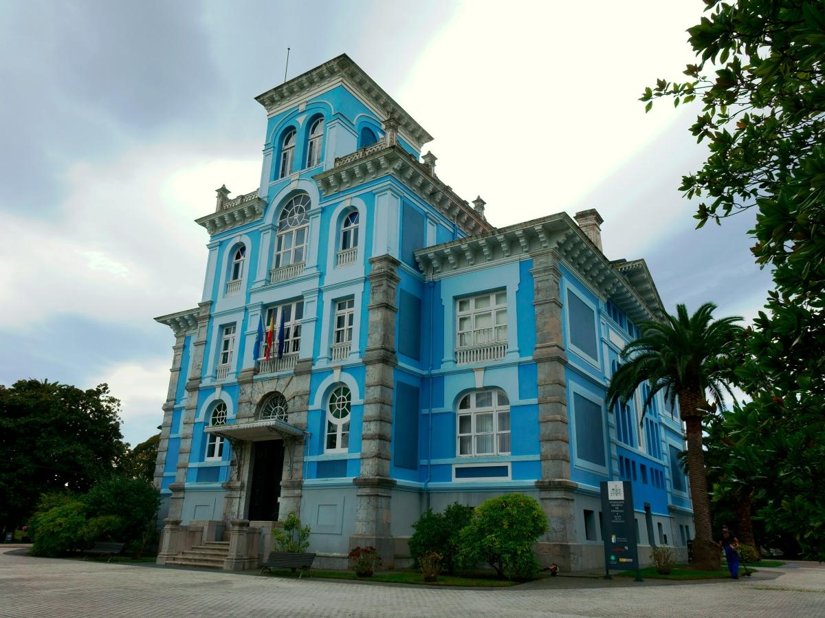 · Colombres (Asturias). Archivo de Indianos, Museo de la Emigración