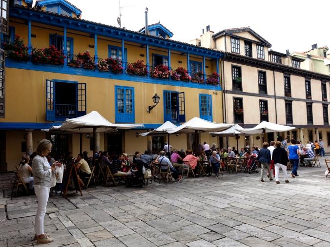 Plaza del Fontan  (Oviedo)