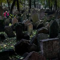 · Cementerio judío de Praga / Jewish cemetery in Prague