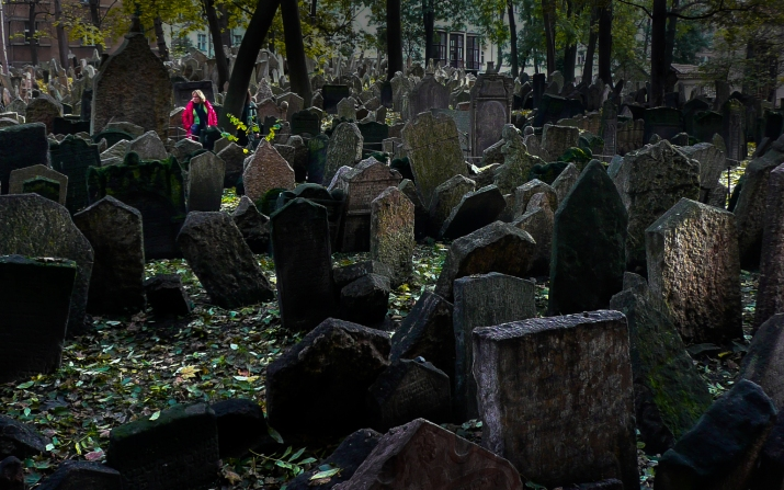 Judíos en Praga