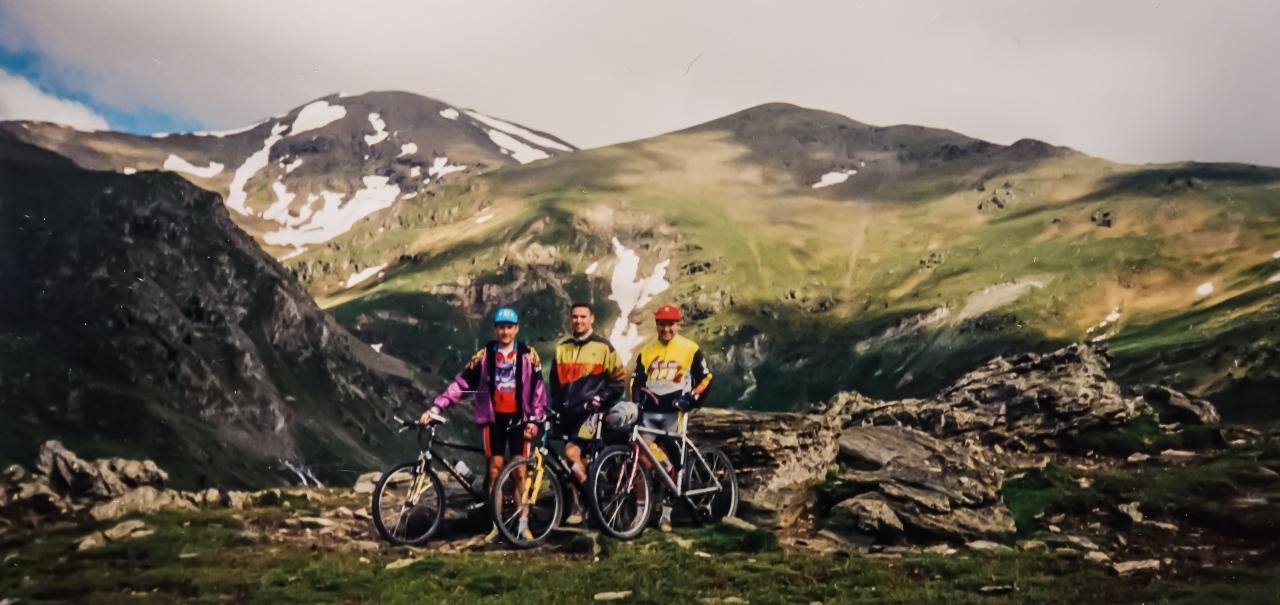 ¿ Subir al Puigmal en bici ?  … ! estáis locos!