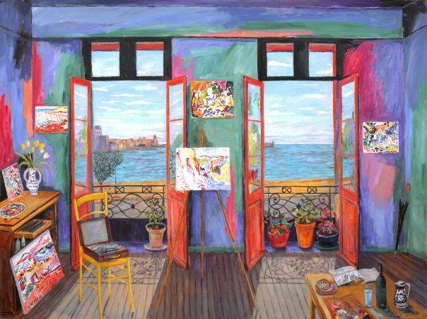 Matisse's Studio II (Collioure)