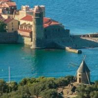 · Collioure, la ciudad de los pintores