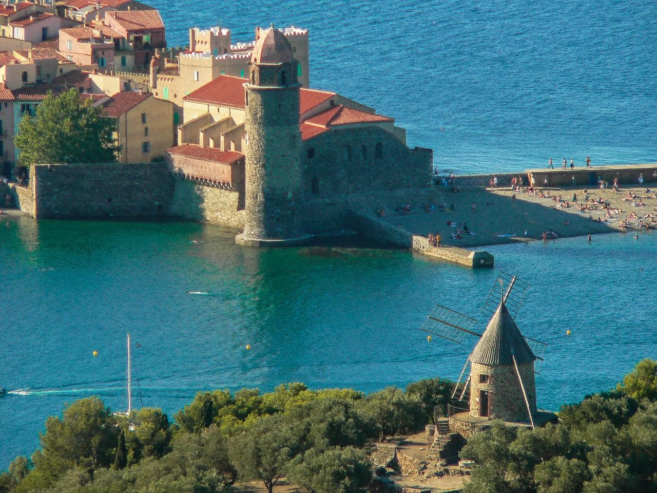 · Collioure, la ciudad de lospintores