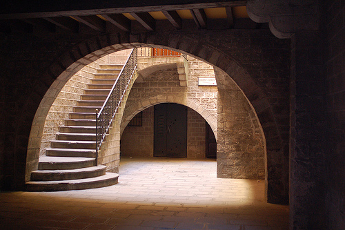 Arco_barrio_gotico_Barcelona_Spain