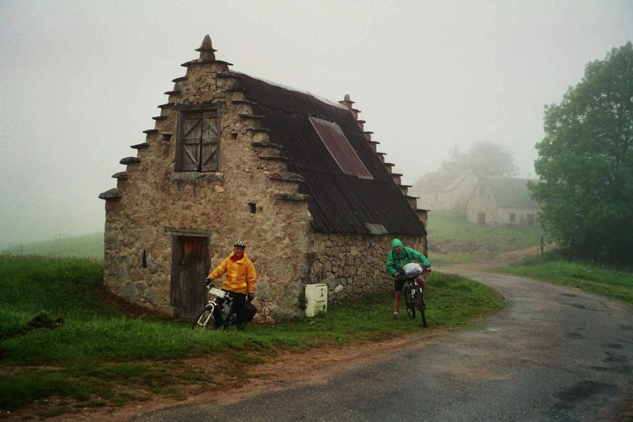 · La traversée des Pyrénées Françaises en VTT(II/IV)