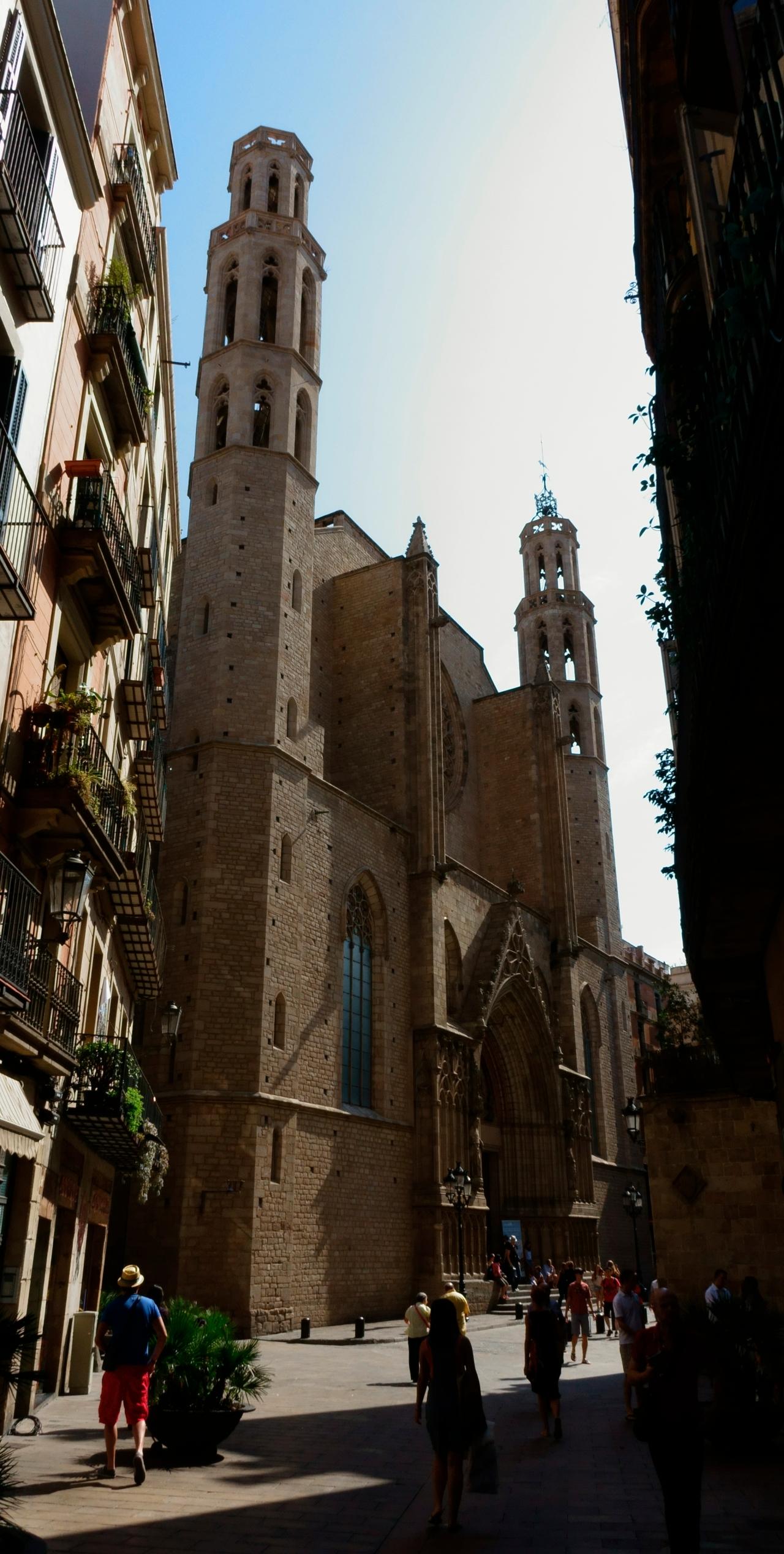 · La Catedral delMar