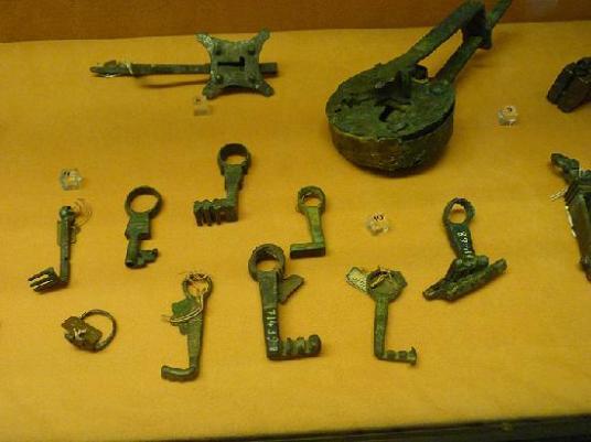 llaves-y-cerraduras-romanas
