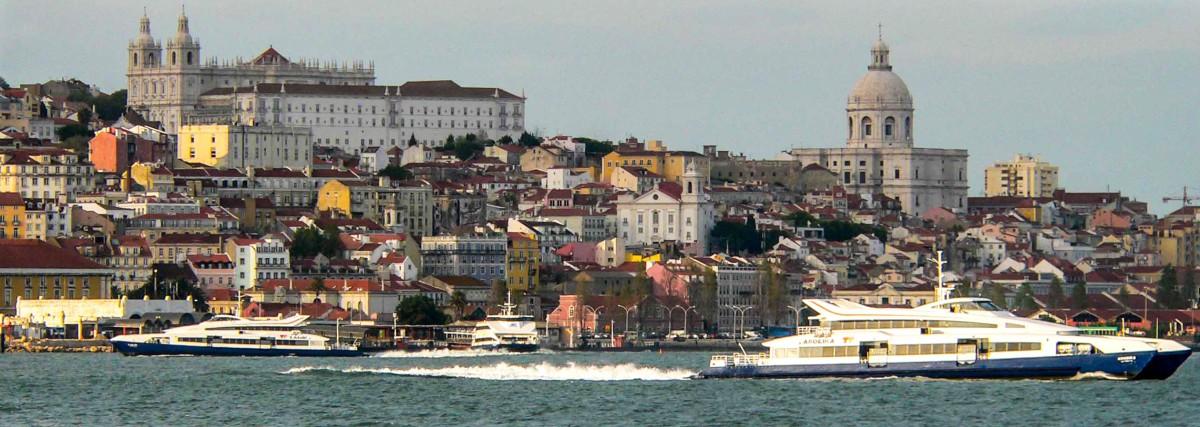 Lisboa, no te la pierdas!