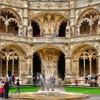Monasterio de los Jerónimos, la joya de Belem en Lisboa