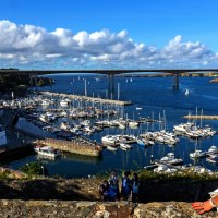 Ribadeo, bienvenidos a Galicia !