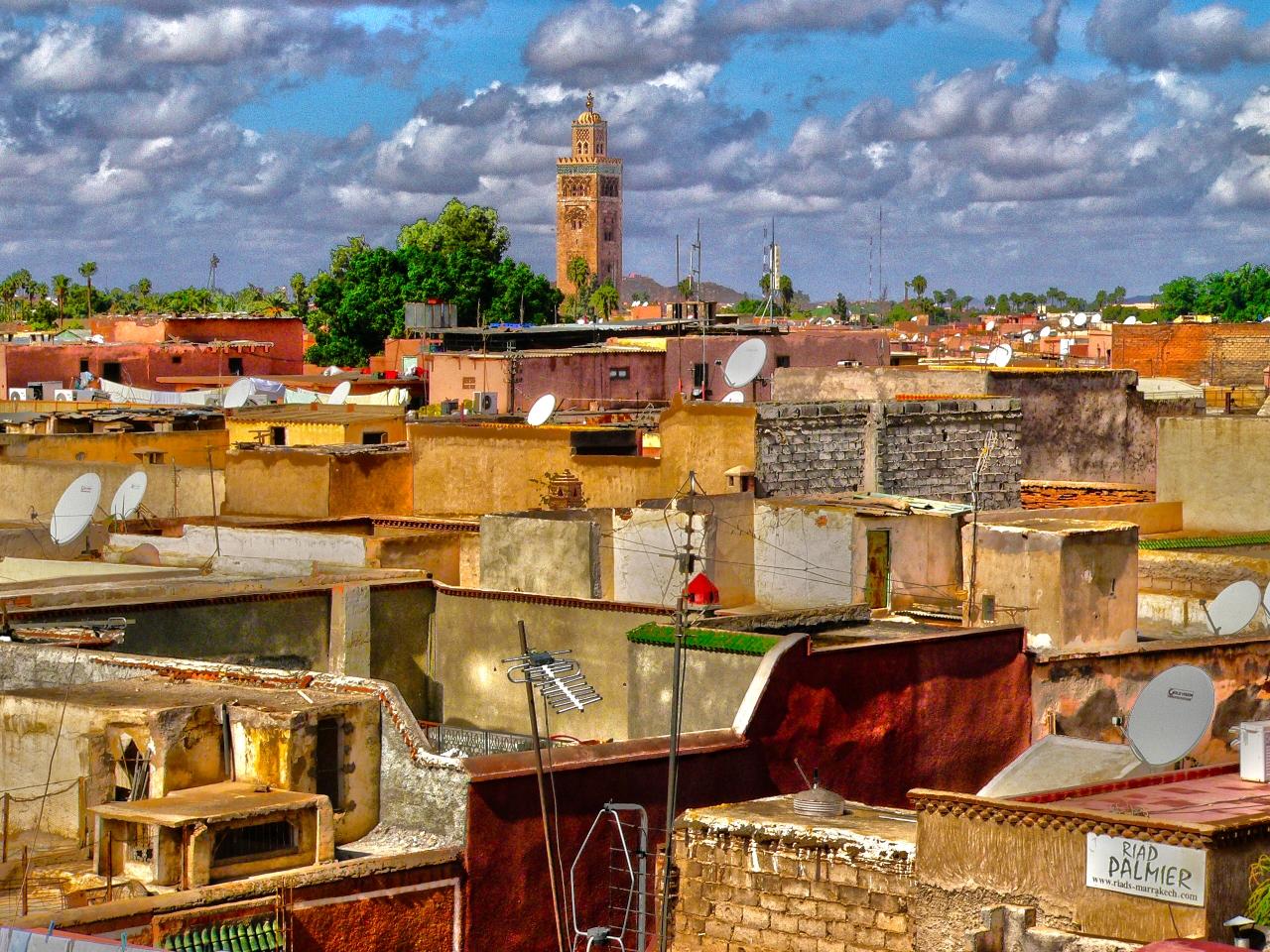 Marrakech, un mundo desensaciones
