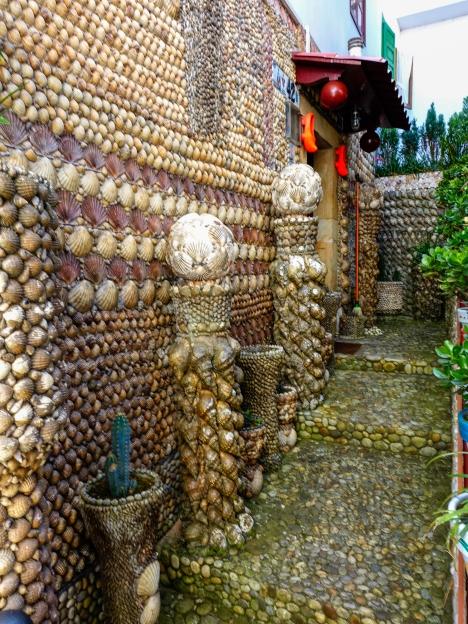 Casa de las conchas (Tazones)