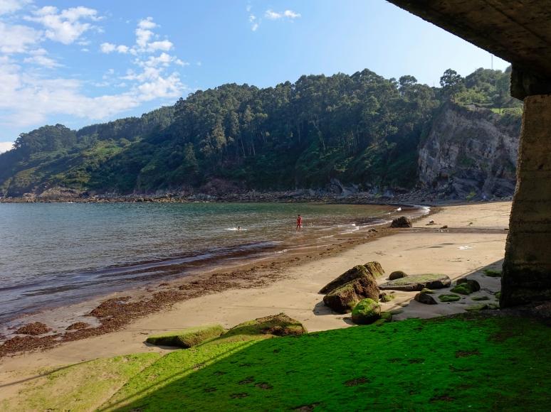 Playa de Tazones