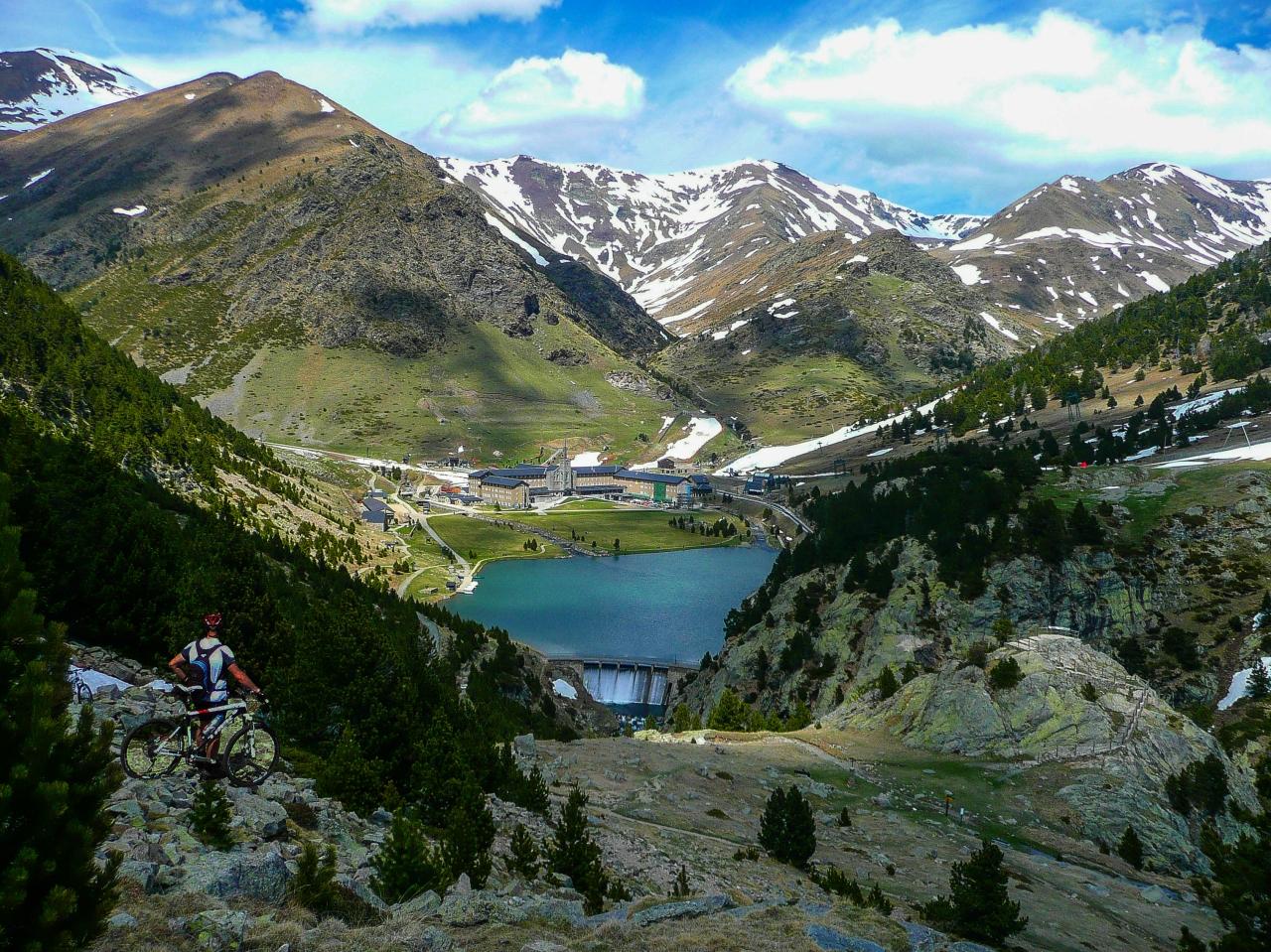 Queralbs – Fontalba – Vall de Nuria enBTT