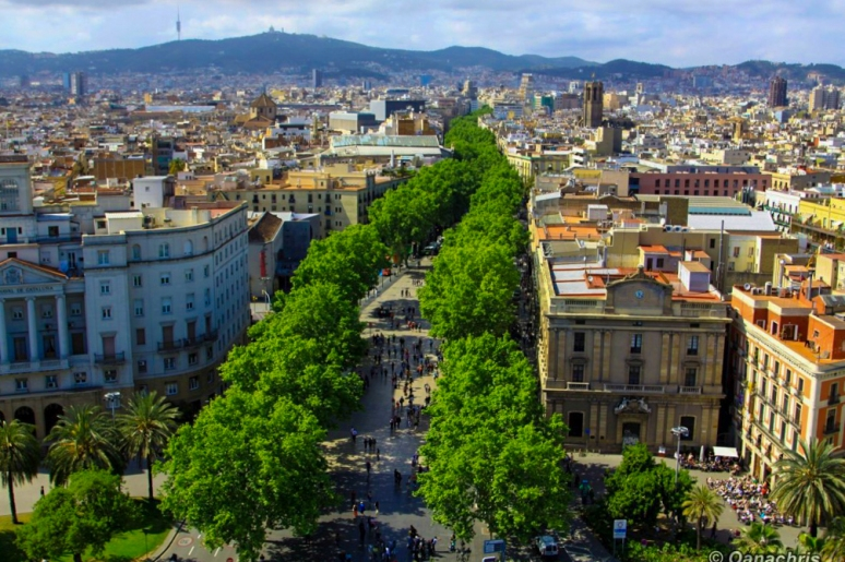 Barcelona-view-from-Mirador-Colom-3-1024x682