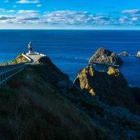 Cabos de Estaca de Bares y Ortegal, entre dos mares enfrentados