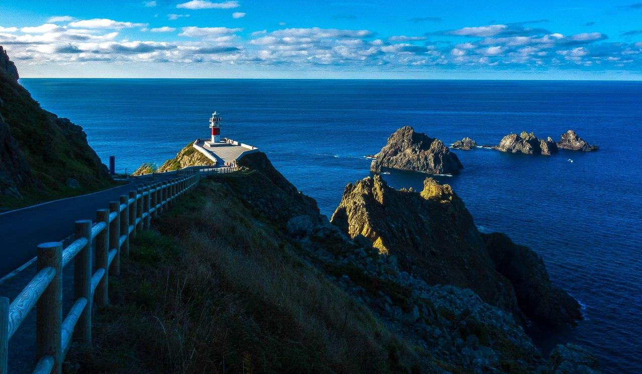 Cabos de Estaca de Bares y Ortegal, entre dos maresenfrentados