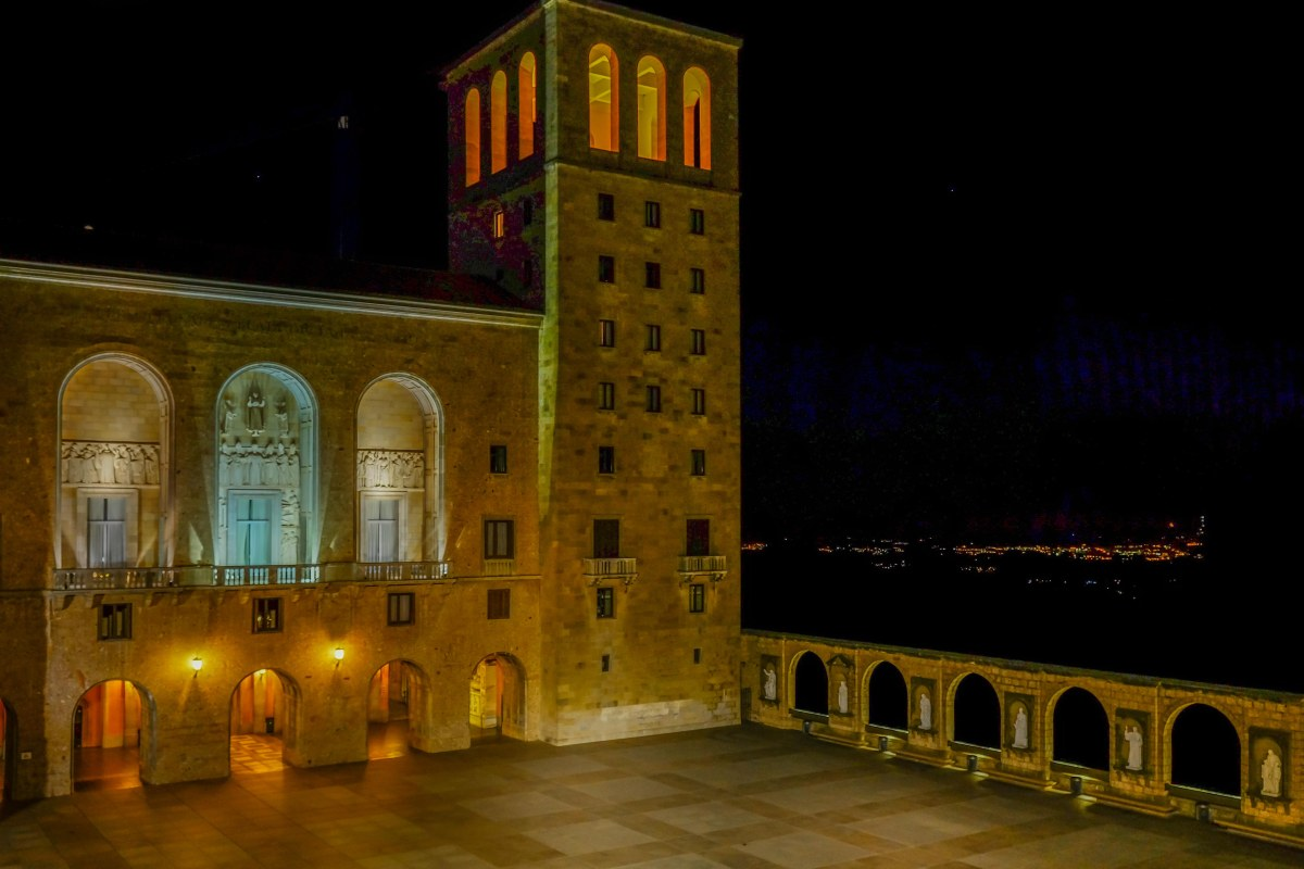 Monasterio de Montserrat  (2ª parte)