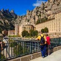 Montserrat, la montaña sagrada  (1ª parte)