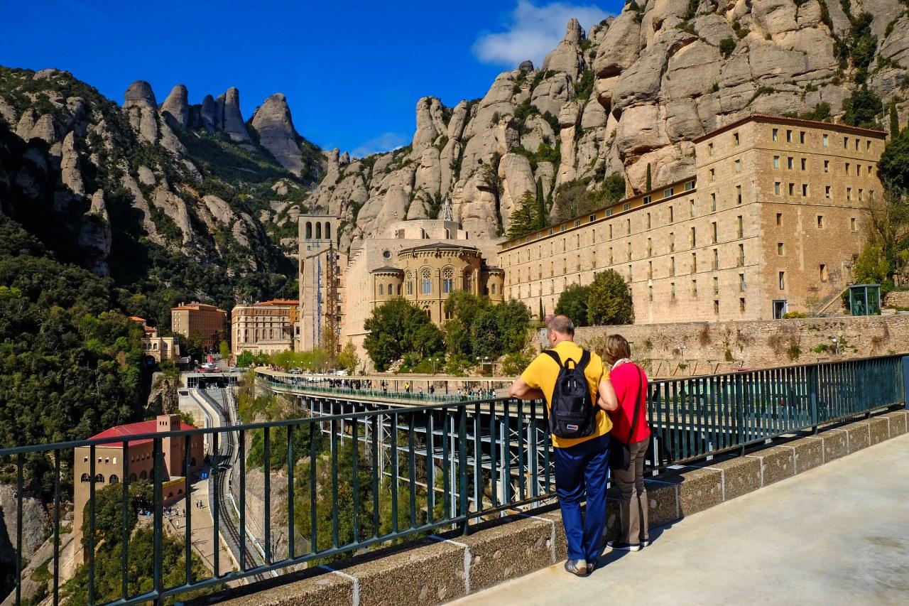 Montserrat, la montaña sagrada (1ªparte)