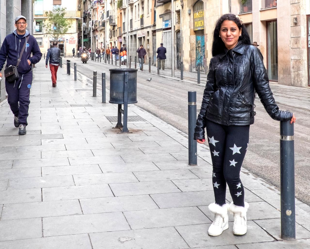 Calle Robadors, último reducto de la prostitución en el BarrioChino