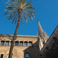 Casa de l'Ardiaca, un bello rincón en el gótico barcelones