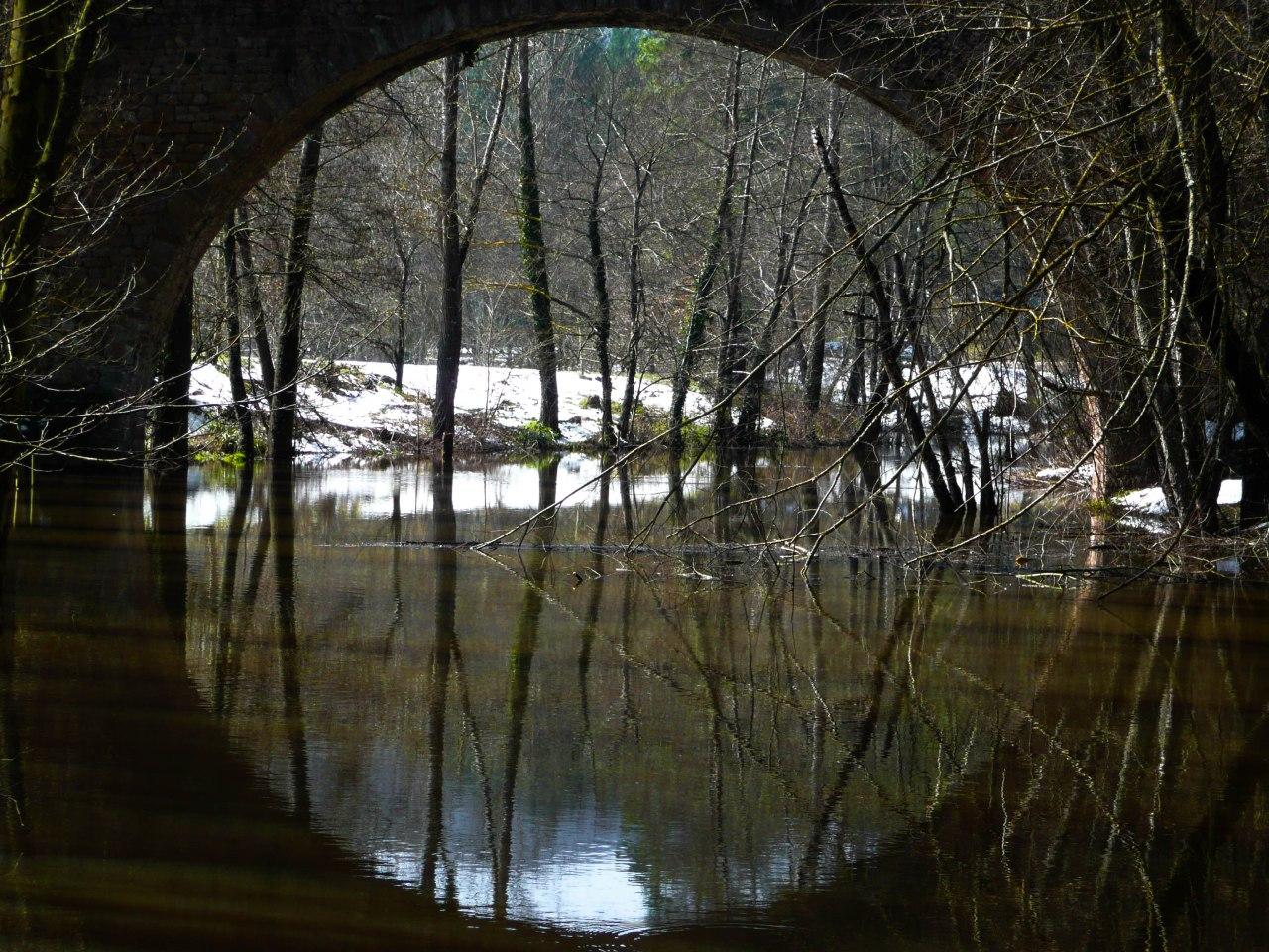 La Riera Major, escondida en la comarca de Osona,Barcelona