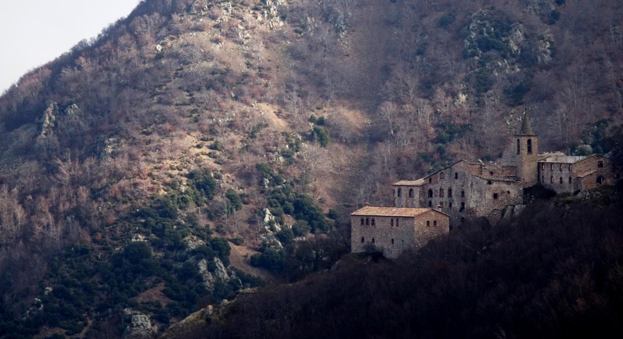 Santuario de Sant Segimont y SantMiquel