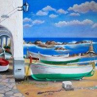 Calella de Palafrugell, un pueblo marinero con encanto
