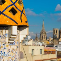 Palau Güell, primera gran obra de Gaudí