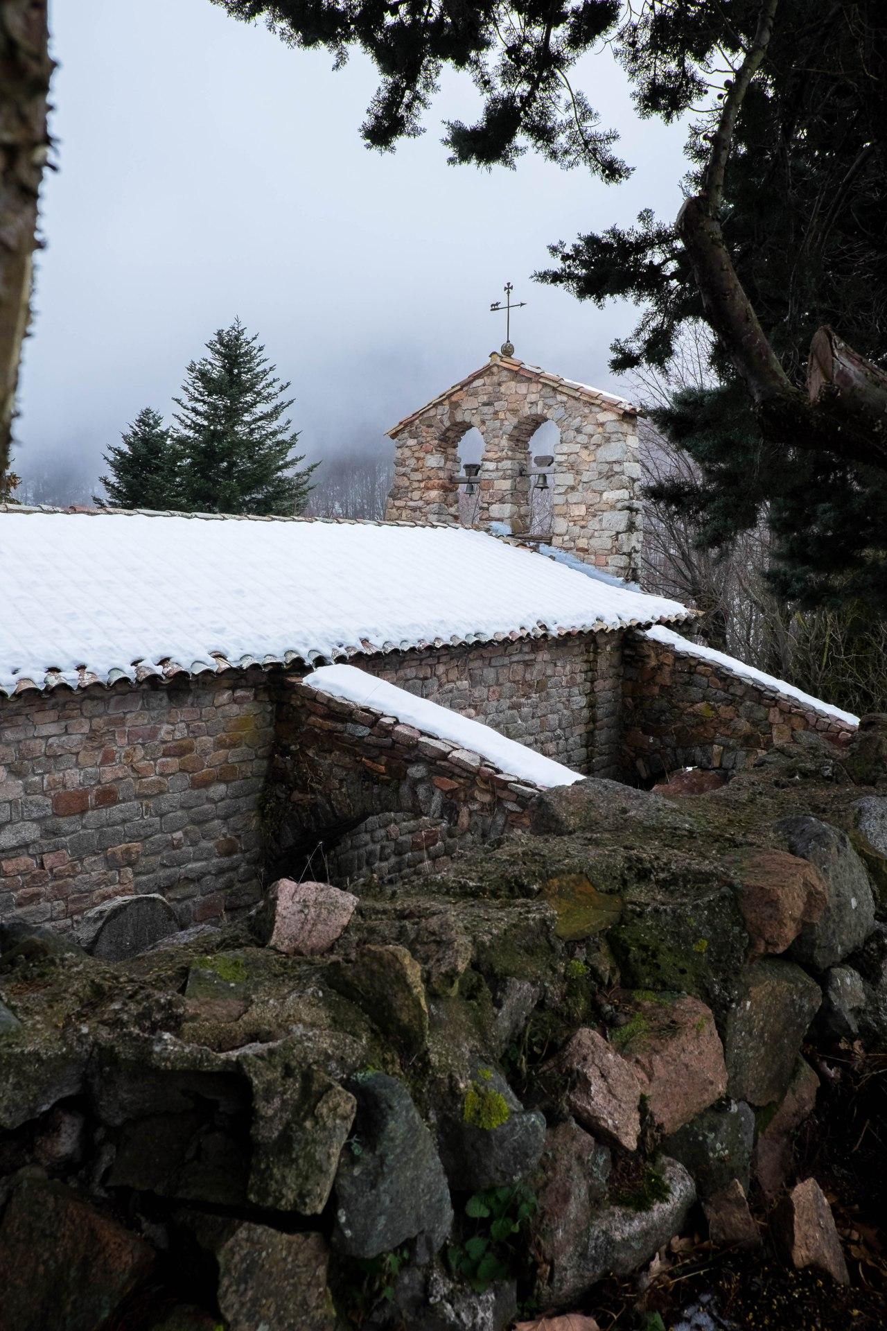 Sant Marçal, donde nace el ríoTordera