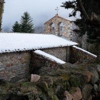 Sant Marçal, donde nace el río Tordera