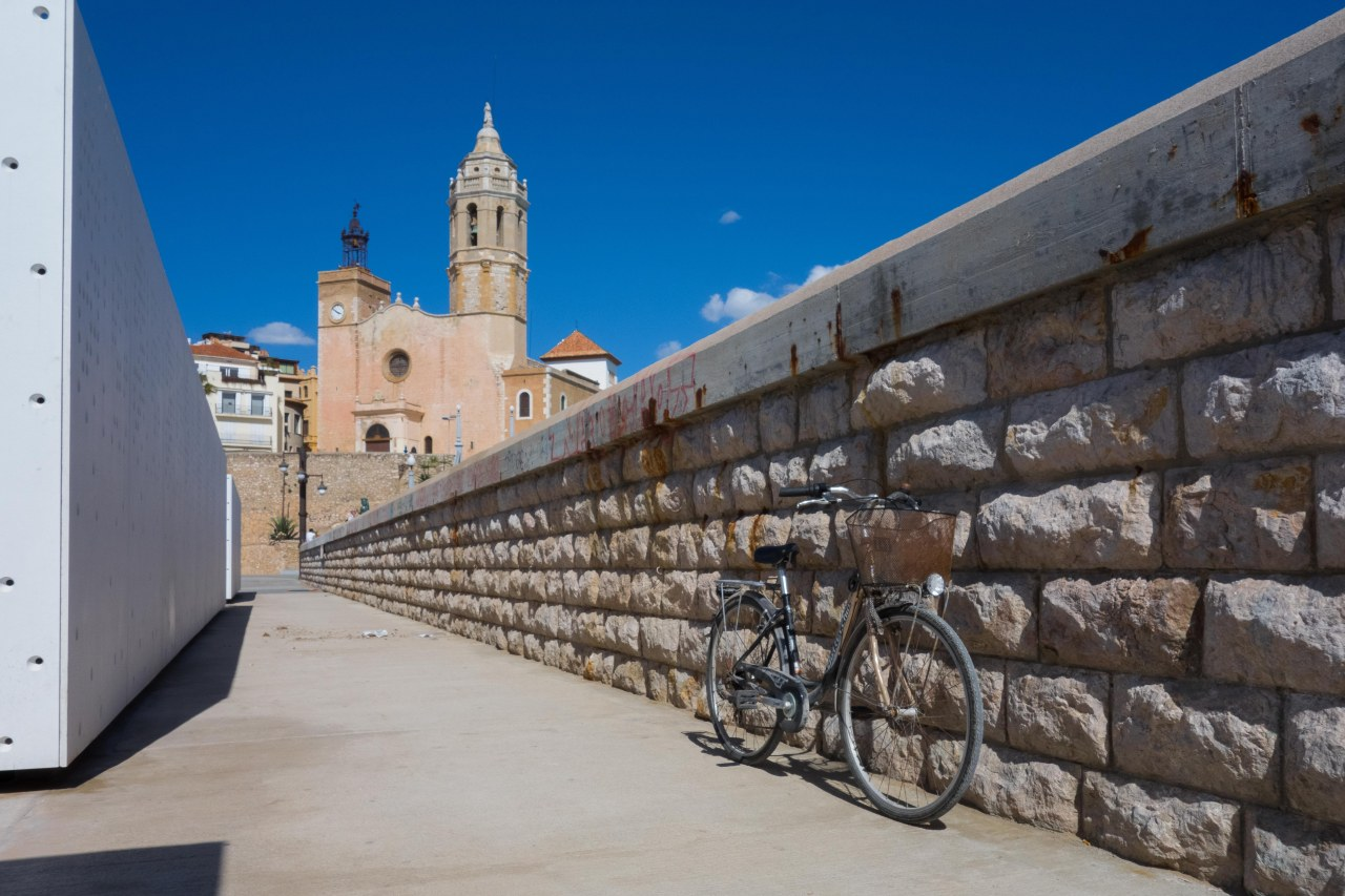 Sitges, un espacio privilegiado cerca deBarcelona