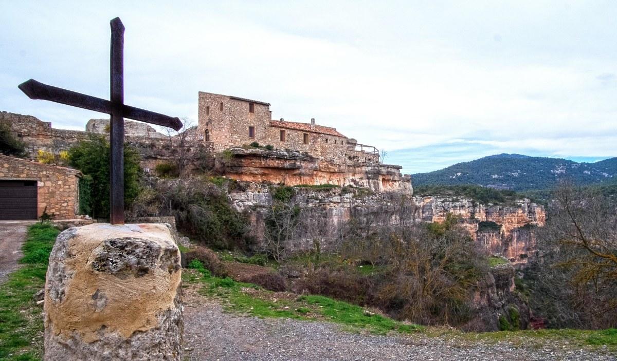 Siurana, leyenda e historia coronan la comarca del Priorat