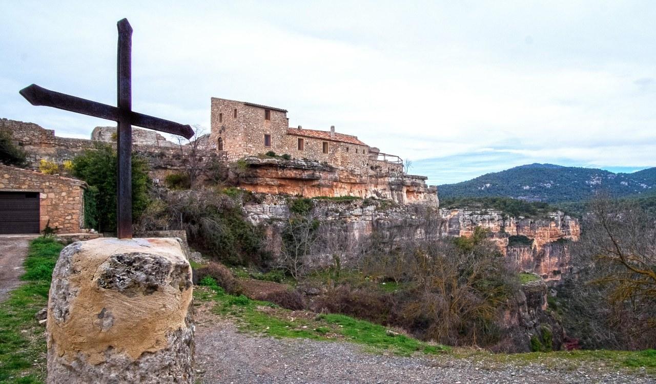 Siurana, leyenda e historia coronan la comarca delPriorat