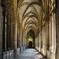 Claustro catedral de Vic