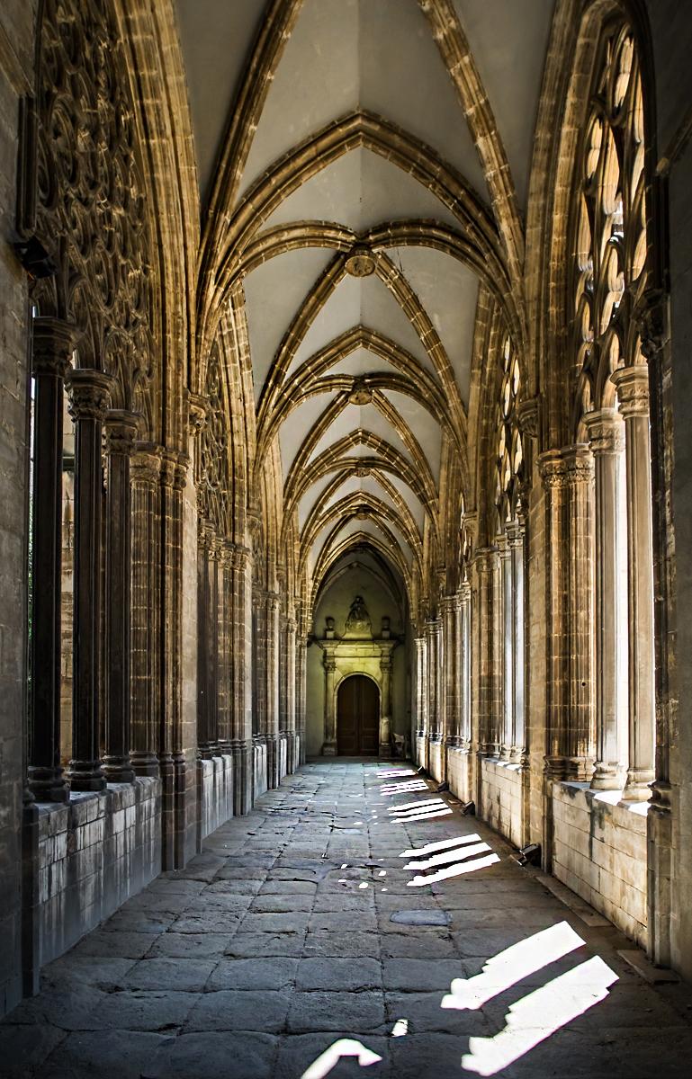 Claustro catedral deVic