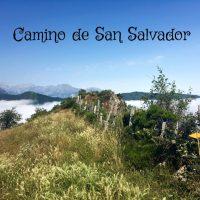 Camino de San Salvador, desde León a Oviedo