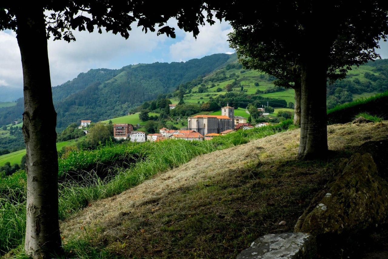 Aia, donde crecen los viñedos de CarlosArguiñano