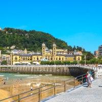 San Sebastián, la perla del Cantábrico