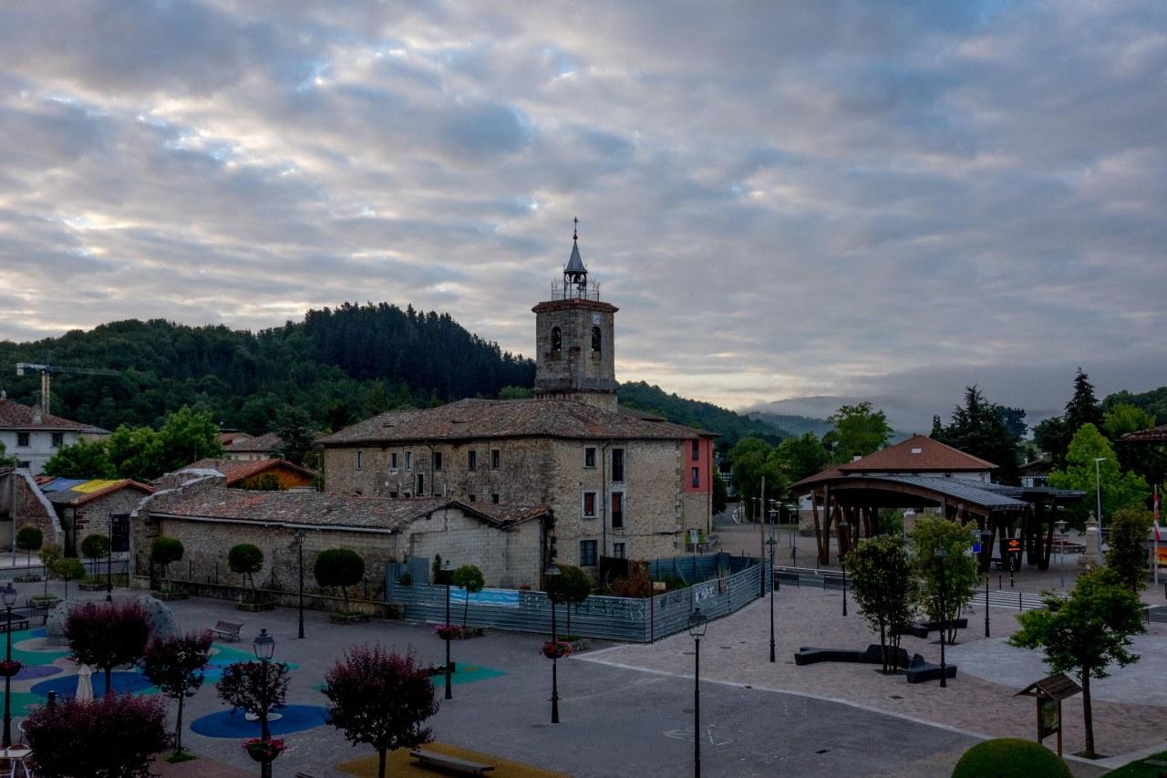 Vizcaya en MTB – Etapa 1 –Murgia-Otxandio