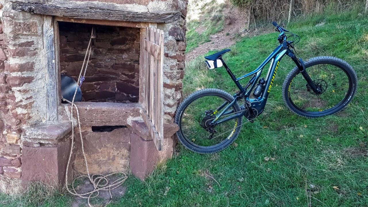 Estrenando mi nueva bicicleta, esta vez ya es eléctrica….