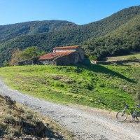 El Molar, una masía del siglo XVI aislada en pleno macizo del Montseny