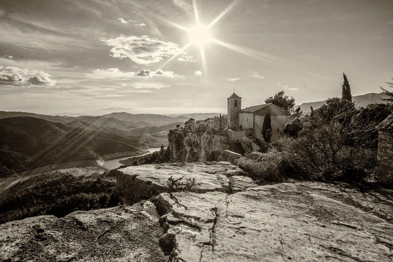 Siurana, comarca del Priorat(Tarragona)