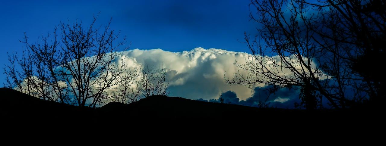 Montaña de nubes Cloudmountain