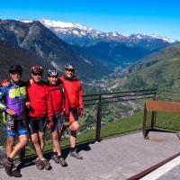 """""""Pedals de Foc"""" una de las rutas en btt más clásicas de Europa"""