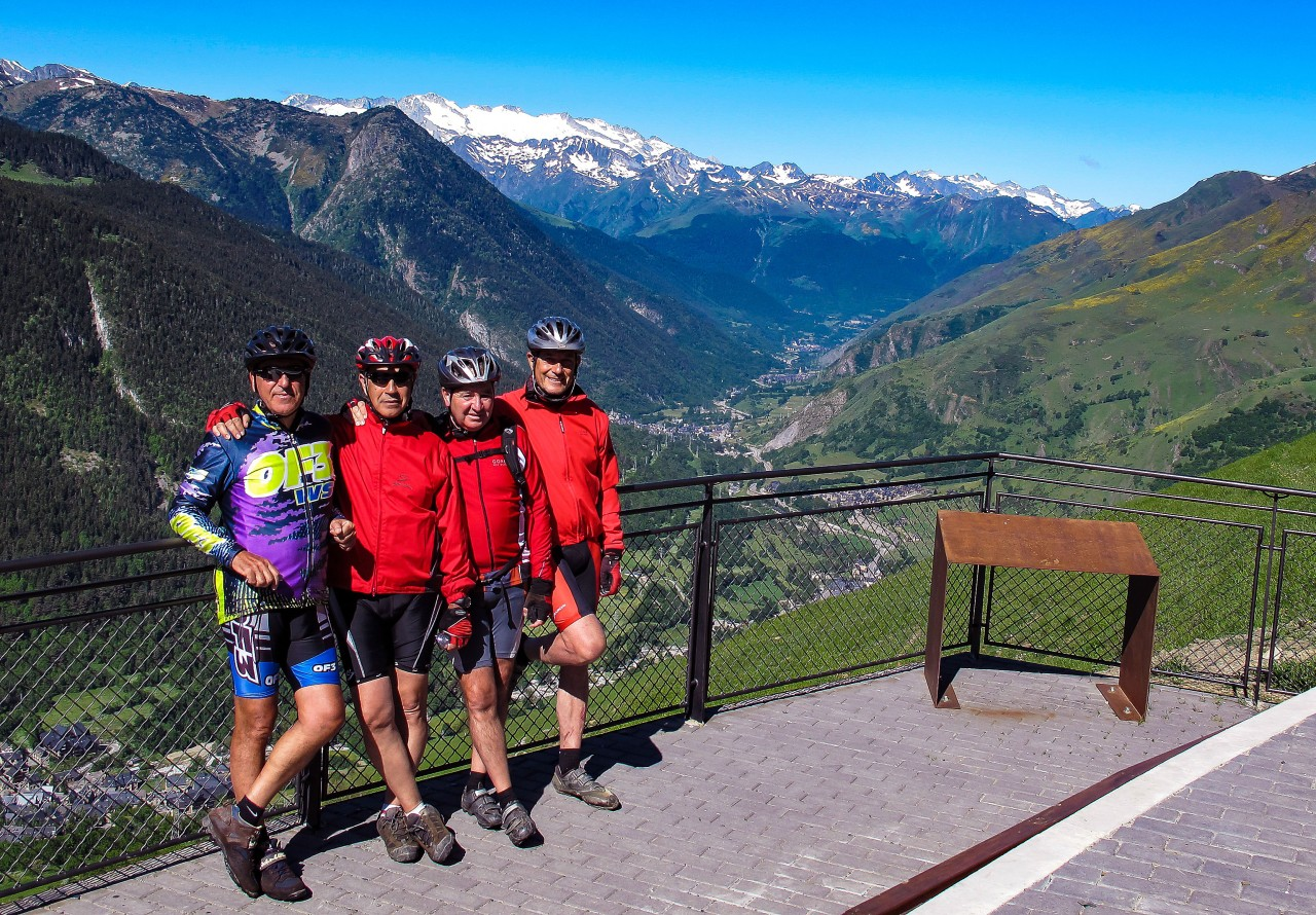 """""""Pedals de Foc"""" una de las rutas en btt más clásicas deEuropa"""