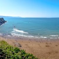 Panorámicas de paisaje marino
